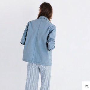 Madewell Jackets & Coats - Madewell vintage French workwear chore jacket M